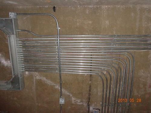 室内装饰工程的电路布线