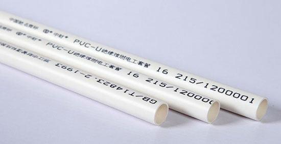 pvc线管和镀锌钢管线管比较